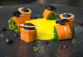 One star at the Michelin gastronomy